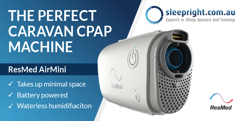 Learn more about our CPAP machines designed for caravans