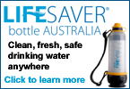 Find out about Lifesaver Bottle