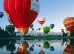 balloon spectacular, Canberra