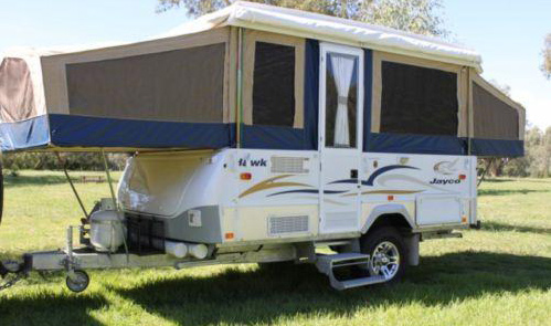Fold Down Caravans The Grey Nomads Travel Amp Holiday