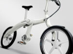 Chainless folding bike