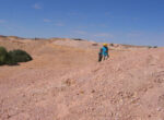 Grey nomads in Coober Pedy