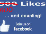 600 likes and counting!