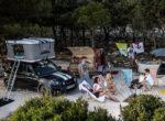 Mini campervan for grey nomads