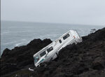 Motorhome cliff caption competition