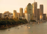 Grey nomads flock to Brisbane, Australia