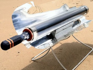 Solar oven may be used by Australia's grey nomads