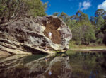 Carnarvon Gorge National Park in Queensland