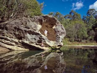 Carnarvon Gorge National Park in Queensland