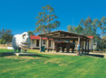 Celebrate the colourful history of the Outback in Blackall. Photo: Tourism Queensland