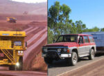 Grey nomads react to mining boom decline in WA