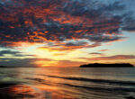 Sunrise at Victor Harbor (click image for enlarged view)