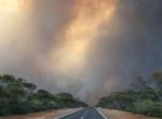 Esperance bushfire scares grey nomads