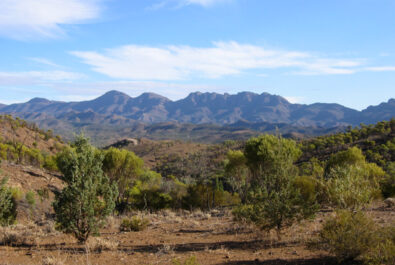 FLinders Ranges gets a new name