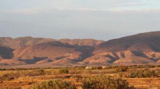 Parachilna Campground Flinders Ranges