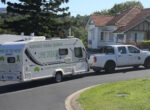 Lyme disease caravan