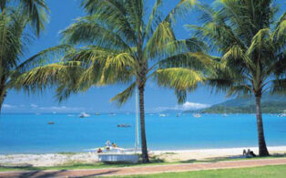 Airlie Beach in Queensland