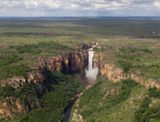Jim Jim Falls in Kakadu National Park