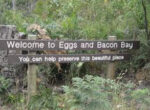 Eggs and Bacon Bay