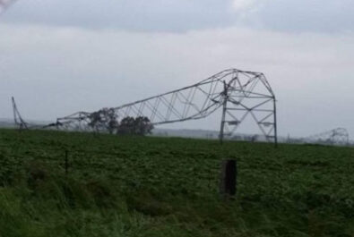 Power out in South Australia