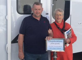 Relief caravan park managers