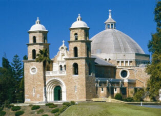 St Francis Xavier Cathedral
