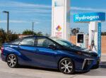 Mirai hydrogen car