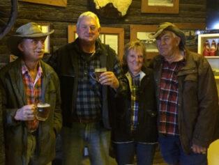 Grey nomads pubs