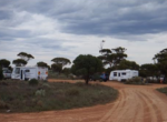 Baxter Free Camp on the Nullarbor