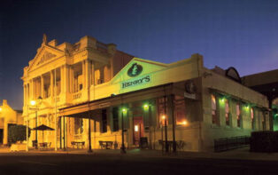 The beautiful World Theatre in Charters Towers