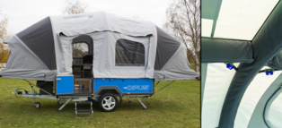 Air Opus trailer tent