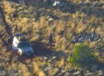 Gibson desert bogged
