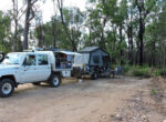 Ted Samuels and self-contained campsites