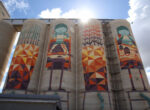 silo art in Merredin