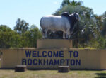 free camping in Rockhampton