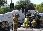 Bendigo caravan crash
