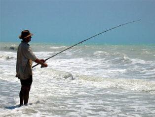 Salmon season for grey nomads in WA