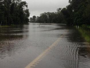 Bruce Highway floods