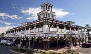 The Victoria Hotel in Goondiwindi, Queensland