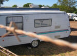 Concerns over grey nomad caravan security