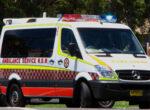 Caravan accident in NSW