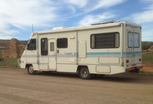 Motorhome tax