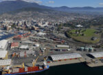 Macquarie Point Hobart for grey nomads to stay