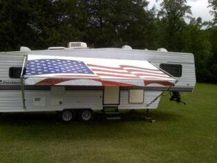 USA camping