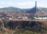 Grey nomads visit Mount Morgan mine site