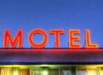 grey nomads on the motel