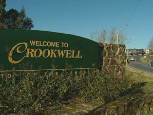 Crookwell fre RV parking