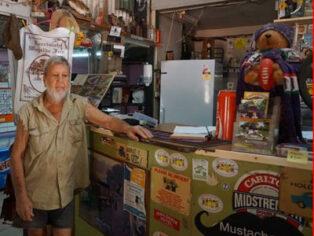 Larrimah pub of interest to grey nomads