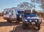 New caravan for grey nomads