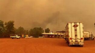 Pardoo station fire